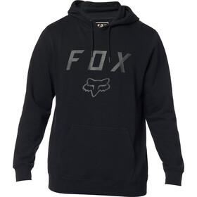 Fox Legacy Moth Pullover in pile Uomo, nero